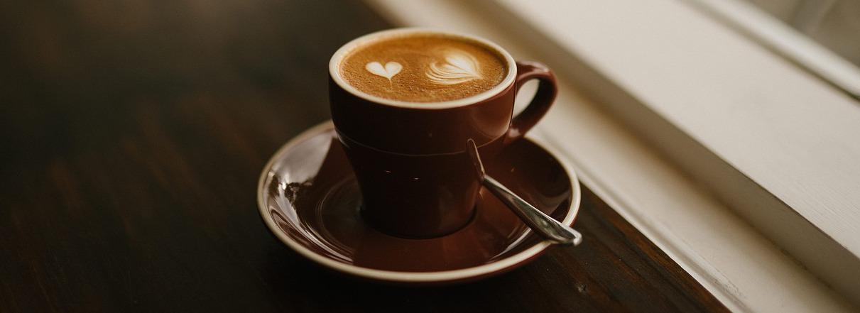 Frischer Cappuccino - ein wahrer Genuss