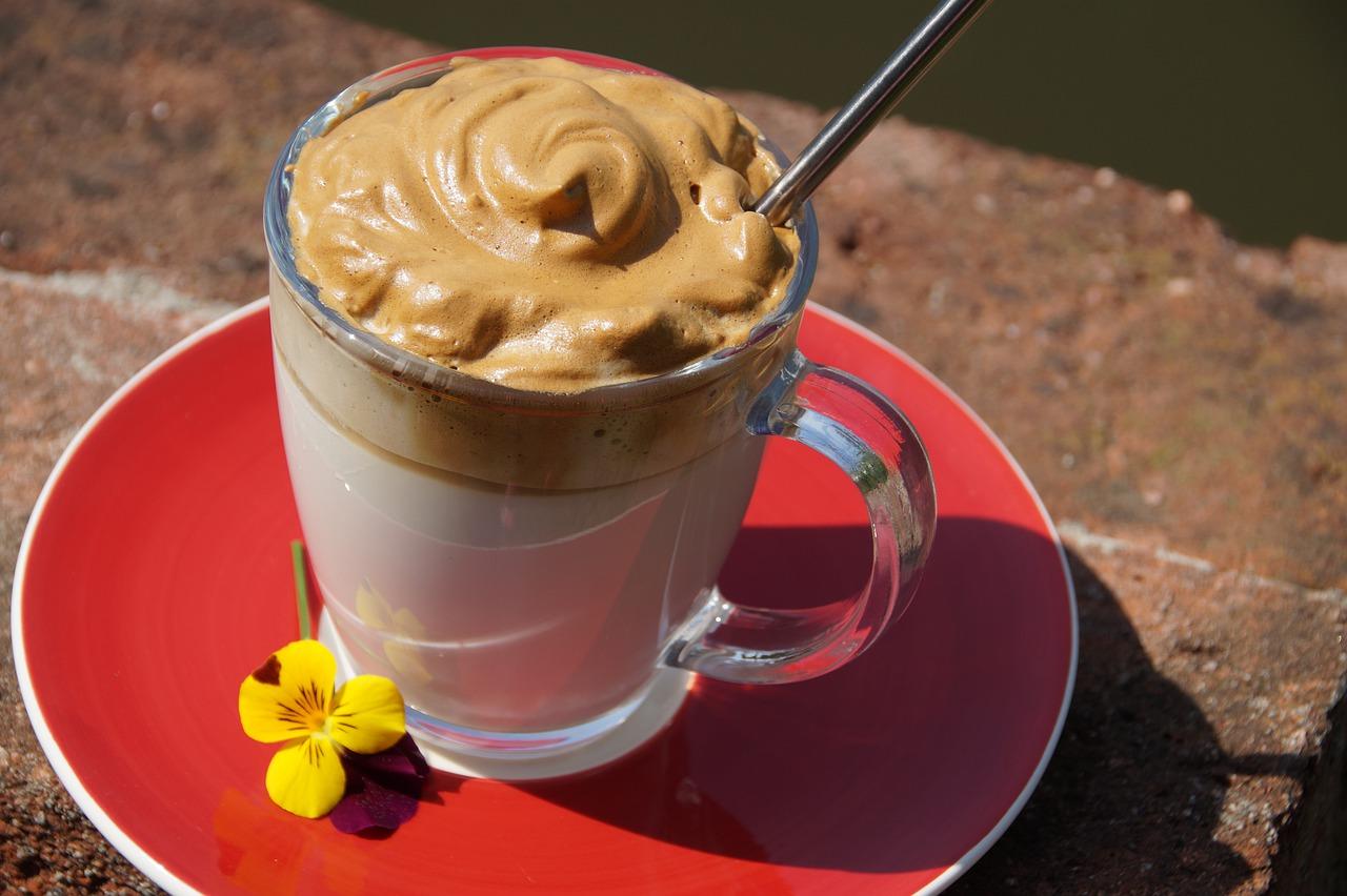 Dalgona-Coffee